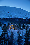 Moose Pass Cabin