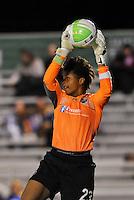 Karina LeBlanc...Saint Louis Athletica defeated Philadelphia Independence 2-1 at Anheuser-Busch Soccer Park, Fenton, MO.