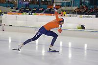 SPEEDSKATING: HEERENVEEN: 10-01-2020, IJsstadion Thialf, European Championship distances, 1500m Men, Thomas Krol (NED), ©foto Martin de Jong