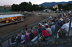 The Comstock Cowboys perform at the NV150 Fair at Fuji Park, in Carson City, Nev., on Friday, Aug. 1, 2014.<br /> Photo by Cathleen Allison