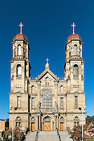 St. Peter Catholic Church, Seubenville, Ohio, USA.