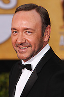 LOS ANGELES, CA - JANUARY 18: Kevin Spacey at the 20th Annual Screen Actors Guild Awards held at The Shrine Auditorium on January 18, 2014 in Los Angeles, California. (Photo by Xavier Collin/Celebrity Monitor)