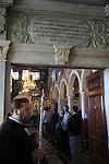 Israel, Jaffa, Greek Orthodox St. Michael's Church on St Michael's Day