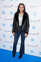 Yasmin Evans<br /> arriving for WE Day 2018 at Wembley Arena, London<br /> <br /> ©Ash Knotek  D3386  07/03/2018
