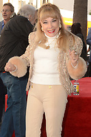 LOS ANGELES - JAN 9:  Terry Moore at the Burt Ward Star Ceremony on the Hollywood Walk of Fame on JANUARY 9, 2020 in Los Angeles, CA