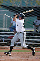 Dan Black - Chicago White Sox 2009 Instructional League. .Photo by:  Bill Mitchell/Four Seam Images..