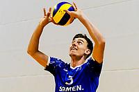 GRONINGEN Volleybal training Lycurgus 2021-2022, 14-09-2021, Lycurgus speler Markus Held