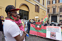 Etiopi Oromo a Montecitorio per giustizia e libertà
