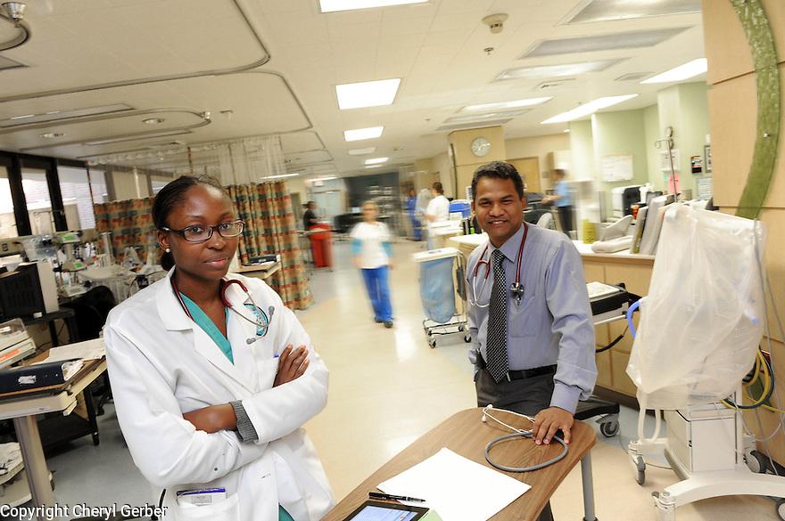 Tulane Medical School and hospital