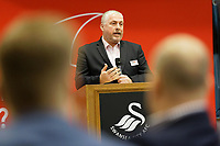 Pictured: Rob Lloyd of Low Cost Vans. Thursday 05 December 2019<br /> Re: CBN networking event at the Liberty Stadium, Swansea, Wales, UK.
