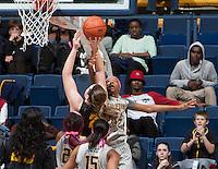 CAL (W) Basketball vs. Arizona State, February 16, 2014