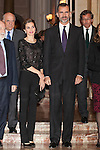 20141105 Spain Royals Attend Cerecedo Award