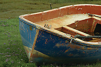 An Old Boat at Kippford, Galloway<br /> <br /> Copyright www.scottishhorizons.co.uk/Keith Fergus 2011 All Rights Reserved
