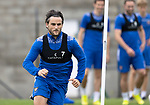 St Johnstone Training….14.08.20<br />Craig Conway pictured during training this morning at McDiarmid Park ahead of tomorrows game at Kilmarnock<br />Picture by Graeme Hart.<br />Copyright Perthshire Picture Agency<br />Tel: 01738 623350  Mobile: 07990 594431