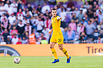 Trent Sainsbury of Australia reacts during the AFC Asian Cup UAE 2019 Group B match between Australia (AUS) and Jordan (JOR) at Hazza Bin Zayed Stadium on 06 January 2019 in Al Ain, United Arab Emirates. Photo by Marcio Rodrigo Machado / Power Sport Images