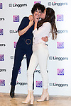 "Blanca Romero and Lucia Rivera attends the presentation of the new app ""Linggers"" in Madrid, Spain. April 06, 2017. (ALTERPHOTOS / Rodrigo Jimenez)"