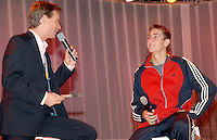22-2-07,Tennis,Netherlands,Rotterdam,ABNAMROWTT, interview with Thiemo de Bakker bij Jan Siemerink