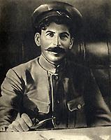 Joseph Stalin in 1918
