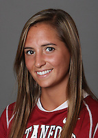 STANFORD, CA - OCTOBER 29:  Erika Herrera of the Stanford Cardinal women's lacrosse team poses for a headshot on October 29, 2009 in Stanford, California.