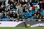 Real Sociedad's Mikel Oyarzabal during La Liga match between Real Madrid and Real Sociedad at Santiago Bernabeu Stadium in Madrid, Spain. January 06, 2019. (ALTERPHOTOS/A. Perez Meca)<br />  (ALTERPHOTOS/A. Perez Meca)
