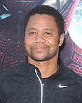 Cuba Gooding Jr. attends  COLUMBIA PICTURES' THE AMAZING SPIDER-MAN Premiere held at Regency Village Theater in Westwood, California on June 28,2012                                                                               © 2012 Hollywood Press Agency