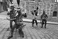 """- traditional celebrations of the Easter, fest of """"Jews"""" in S.Fratello (Messina) ....- celebrazioni tradizionali della Pasqua, festa dei """"Giudei"""" a S.Fratello (Messina)"""