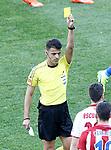 Spanish referee Jesus Gil Manzano during La Liga match. March 19,2017. (ALTERPHOTOS/Acero)