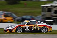 Porsche GT3 Cup Challenge Canada<br /> Victoria Day SpeedFest Weekend<br /> Canadian Tire Motorsport Park, Mosport, ON CAN<br /> Sunday 21 May 2017<br /> 08, Martin Harvey, GT3CP, CAN, M, 2017 Porsche 991<br /> World Copyright: Jake Galstad<br /> LAT Images<br /> ref: Digital Image galstad-CTMP-0517-56140