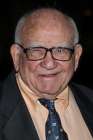 HOLLYWOOD, CA, USA - FEBRUARY 15: Ed Asner at The Annual Make-Up Artists And Hair Stylists Guild Awards held at the Paramount Theatre on February 15, 2014 in Hollywood, Los Angeles, California, United States. (Photo by Xavier Collin/Celebrity Monitor)