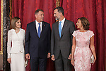 20150713_Spanish Royals meet Romanian President