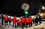 Prince George, B.-C., 15 February/2019 -  The Opening Ceremony at the start of the 2019 World Para Nordic skiing Championships in Prince George, B.C. Photo Bob Frid/Canadian Paralympic Committee.