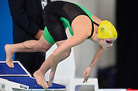 Maddie Groves of AUS competes in 200 meter butterfly final during Commonwealth Games Swimming, Monday, July 28, 2014 in Glasgow, United Kingdom. (Mo Khursheed/TFV Media via AP Images)