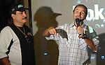 Humberto Brenes and Daniel Negreanu
