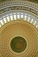 Washington  D.C. : Capitol Rotunda.