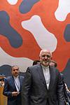 DSG meeting<br /> <br /> AM Plenary General DebateHis<br /> <br /> <br /> Iran FM