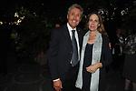 MARCO E SVEVA LORENZONI<br /> FESTA RIUNIFICAZIONE TEDESCA A VILLA ALMONE ROMA OTTOBRE 2011