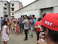 20/07/2021 - HOMENS ARMADOS INVADEM OCUPAÇÃO DO MST EM RECIFE