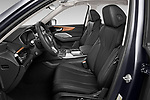 Front seat view of 2022 Acura MDX - 5 Door SUV Front Seat  car photos