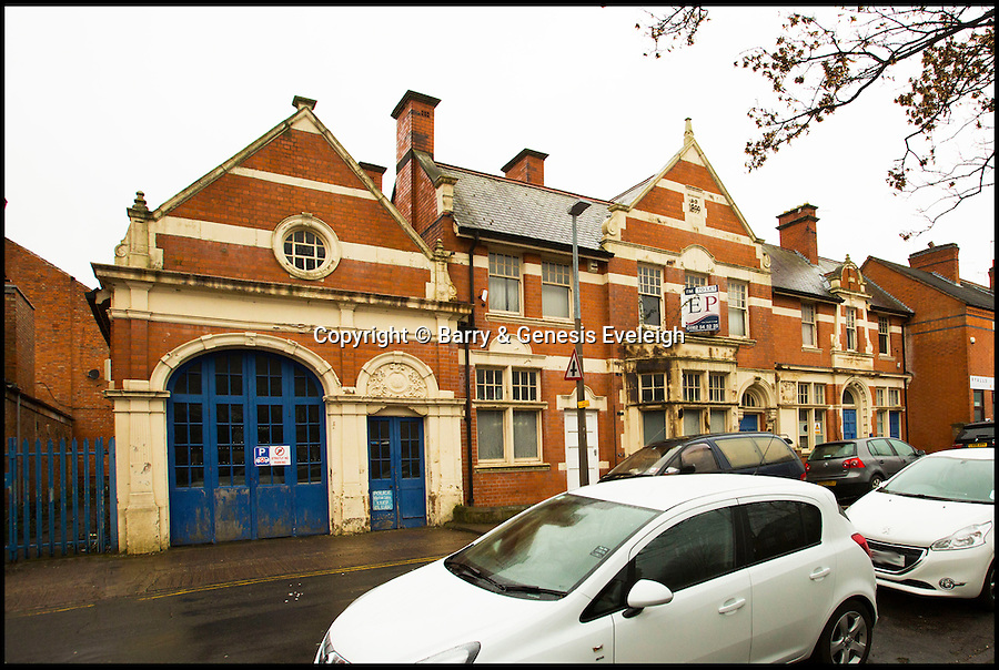 BNPS.co.uk (01202 558833)<br /> Pic: Barry&GenesisEveleigh/BNPS<br /> <br /> Former Asfordby Police Station, 72 Asfordby Street, Leicester for can be rented for just £15,000 a year.<br /> <br /> Loving owners are being sought for hundreds of historic but crumbling buildings across Britain in a desperate bid to prevent them from being lost forever.<br /> <br /> A host of long-forgotten properties from all over the country feature in a newly-compiled 'lonely hearts' list of once-great places which have fallen into disrepair.<br /> <br /> The neglected buildings urgently in need of new owners include listed country piles, cottages and farmhouses, churches and chapels, pubs, shops, a former rifle range and even an WWII anti-aircraft supply depot.<br /> <br /> One hundred dilapidated and threatened buildings have been chronicled in a new book called Falling in Love published by campaign group Save Britain's Heritage in the hope of attracting buyers for them.