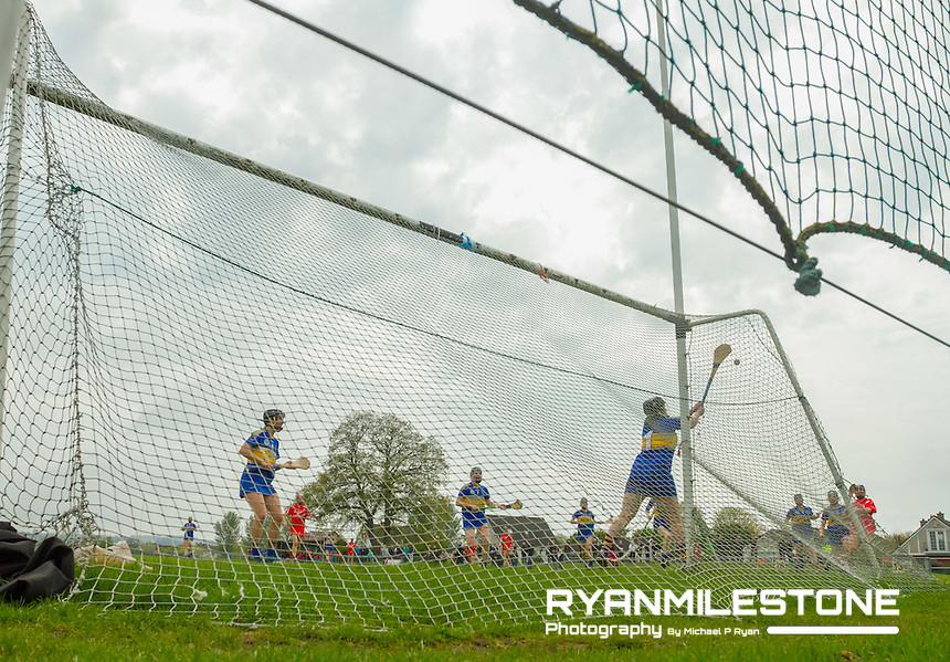 Munster Senior Camogie Championship Semi Final, Cork v Tipperary, Sunday May 8th 2016, Cork Camogie Grounds, Castle Road, Cork.<br /> General view of the game.