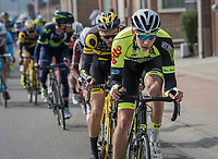 WB Veranclassic Aqua Protect at the front<br /> <br /> 60th E3 Harelbeke (1.UWT)<br /> 1day race: Harelbeke › Harelbeke - BEL (206km)