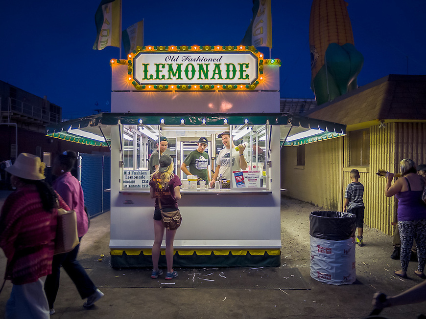 """This image by Michael Knapstein taken at the Wisconsin State Fair was named Honorable Mention winner in the International Color Awards in the """"Americana"""" Category"""