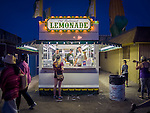 "This image by Michael Knapstein taken at the Wisconsin State Fair was named Honorable Mention winner in the International Color Awards in the ""Americana"" Category"