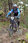 NELSON, NEW ZEALAND - January 30: Top Gun MTB 2016 SuperD on 30 January 2016 at Codgers Mountain Bike Park in Nelson, New Zealand. (Photos by Barry Whitnall/Shuttersport Limited)