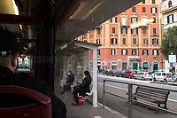 Via Prenestina.<br />