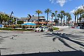 2017 IMSA WeatherTech SportsCar Championship<br /> BUBBA burger Sports Car Grand Prix at Long Beach<br /> Streets of Long Beach, CA USA<br /> Saturday 8 April 2017<br /> 93, Acura, Acura NSX, GTD, Andy Lally, Katherine Legge<br /> World Copyright: Richard Dole/LAT Images<br /> ref: Digital Image RD_LB17_313