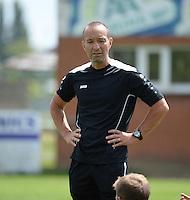 KV Kortrijk : Eric Dehaeseleer<br /> foto VDB / BART VANDENBROUCKE