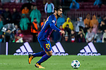 Andre Filipe Tavares Gomes of FC Barcelona in action during the UEFA Champions League 2017-18 match between FC Barcelona and Olympiacos FC at Camp Nou on 18 October 2017 in Barcelona, Spain. Photo by Vicens Gimenez / Power Sport Images