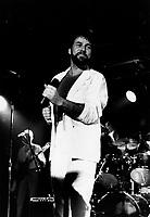 1984 File Photo  - Pierre Bertrand in concert