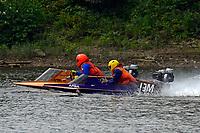 13-M, 11-P    (Outboard Hydroplane)